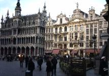 Beautiful Brussels, Belgium